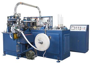 Китай Машина бумажного стаканчика SCM-600 90pcs/min автоматические/машинное оборудование делать с запечатыванием подогревателя/ультразвуковым блоком дистрибьютор